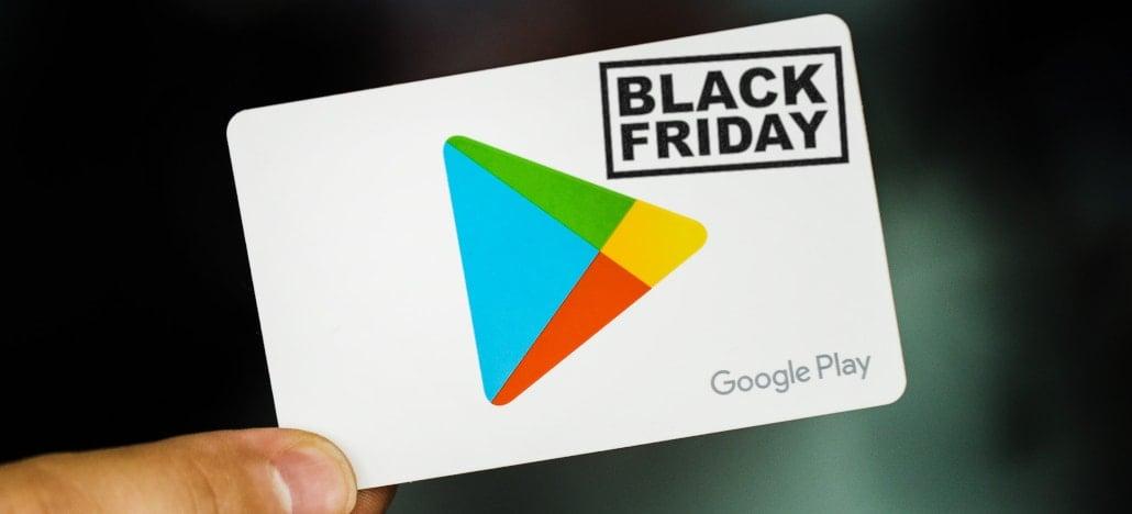 Aplicativos e jogos da Play Store estão com ótimos descontos de Black Friday