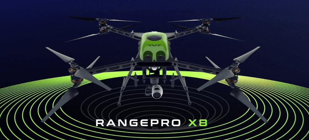 TerraView lança drone empresarial com mais de 70 minutos de tempo de voo