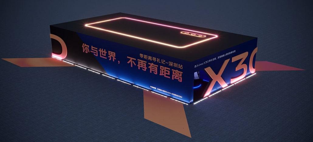 Vivo X30 será lançado no próximo mês equipado com o Exynos 980