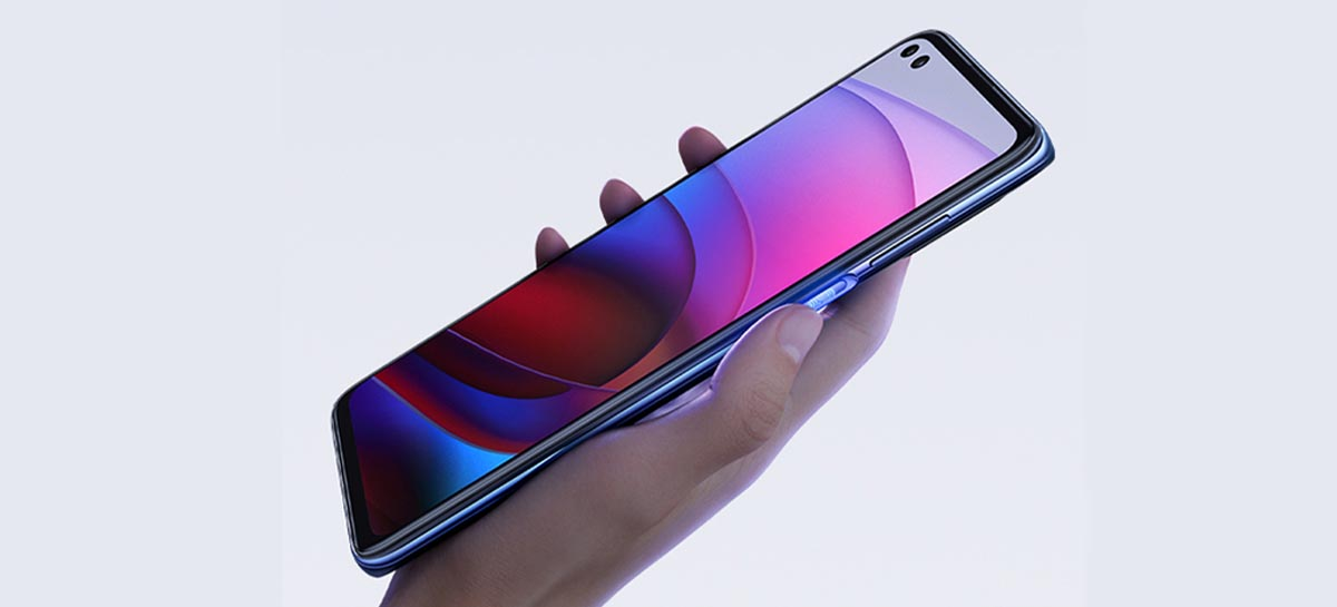 Motorola Edge S é anunciado na China com Snapdragon 870 e LPDDR5