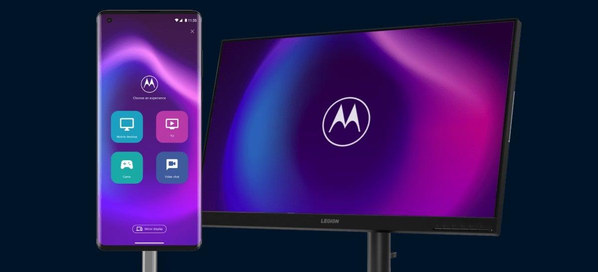 Motorola detalha funcionamento da plataforma Ready For
