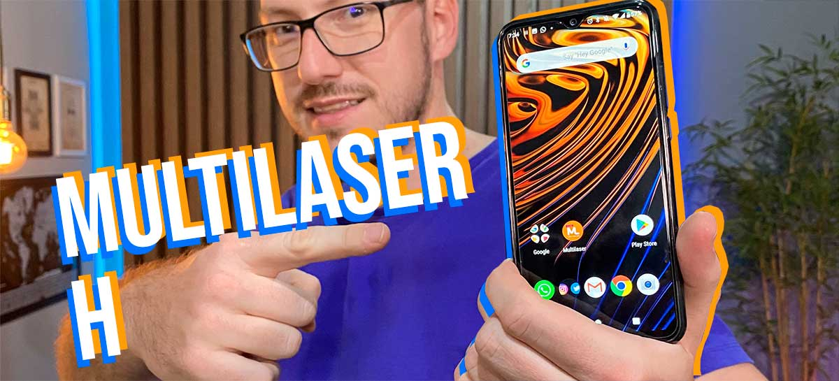 Multilaser H: celular manda bem em performance e design, mas tem espaço para melhorar