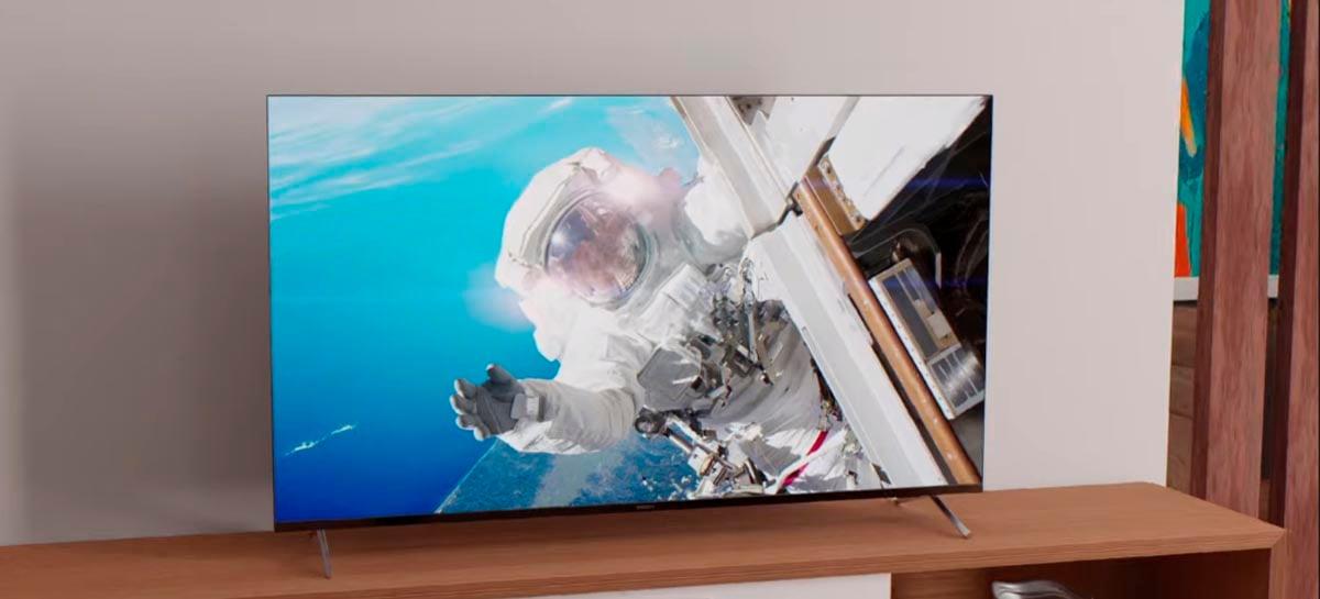 Philips lança linha de smart TVs série 7600 com resolução 4K