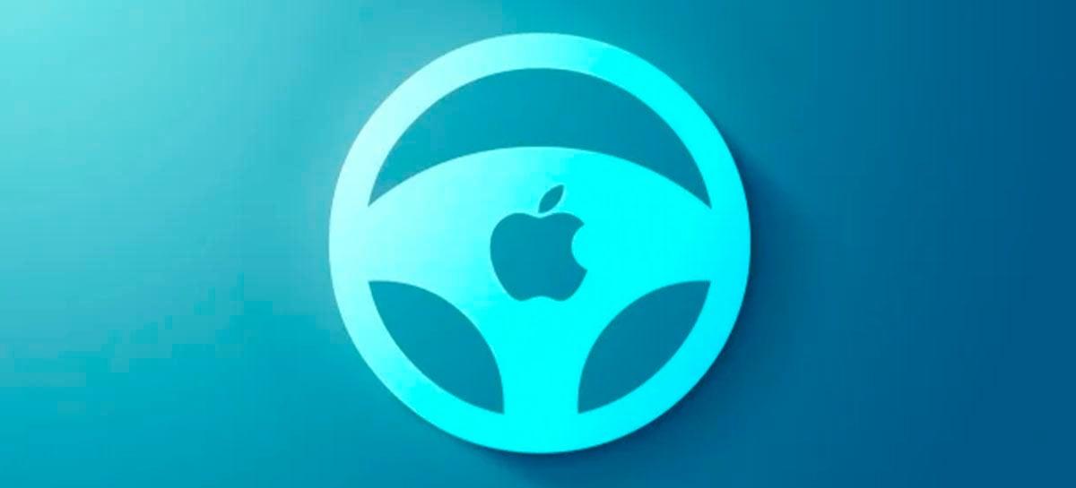 """Apple deseja lançar carro autônomo em 2024 com bateria de """"próximo nível"""""""