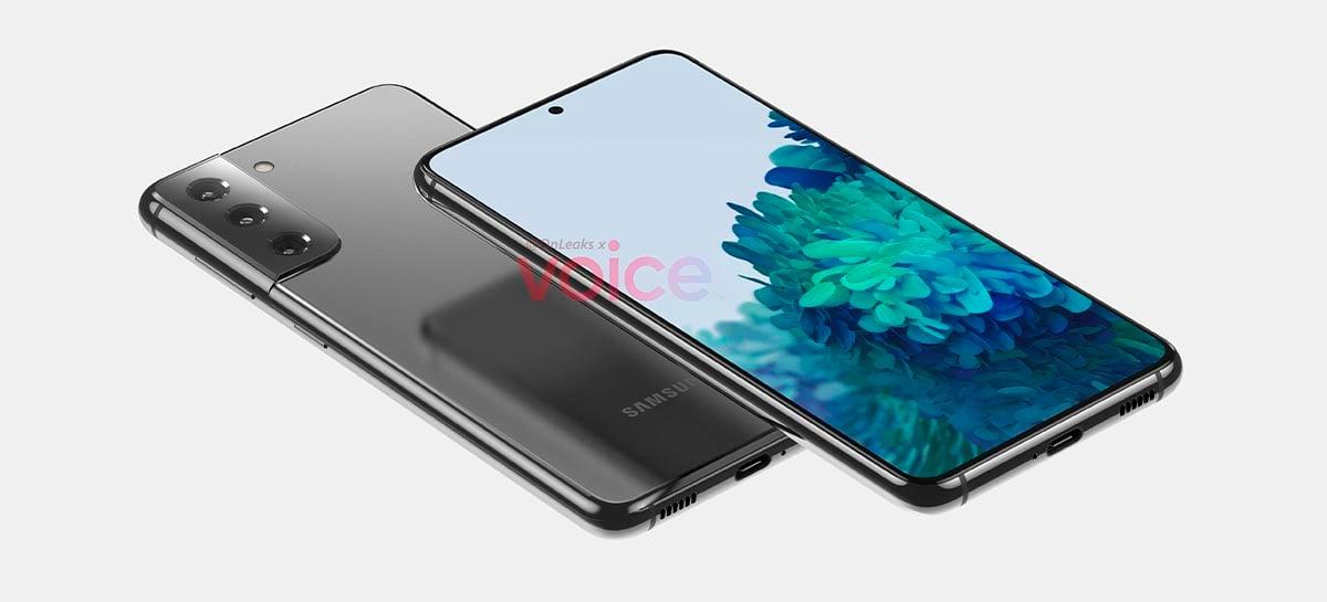 Samsung Galaxy S21 deve ser lançado no começo do ano que vem [RUMOR]