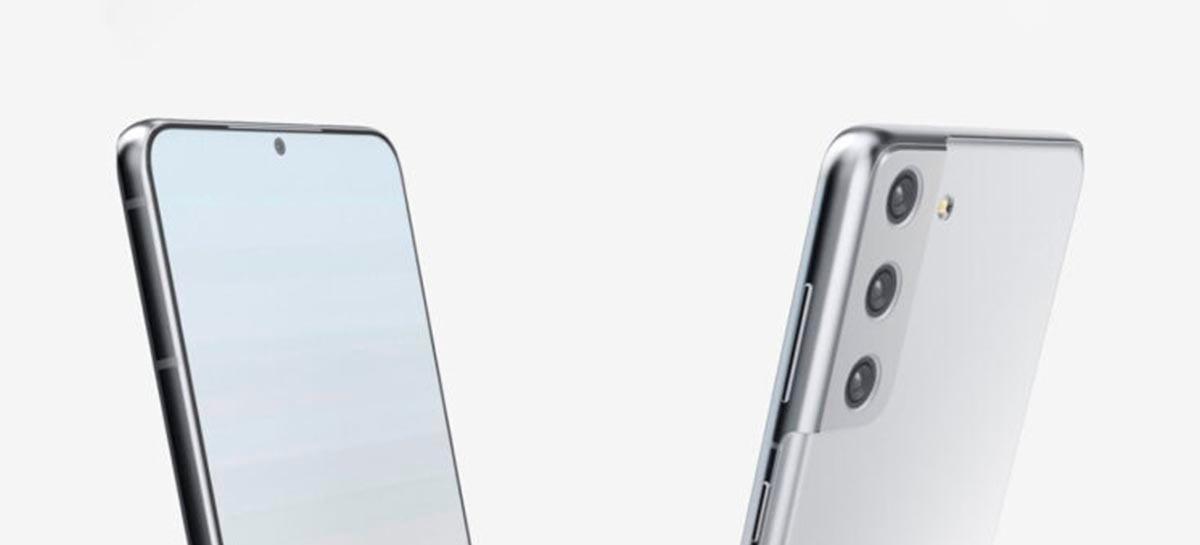Galaxy S21 Plus com Snapdragon 888 supera iPhone 12 Pro Max em benchmark