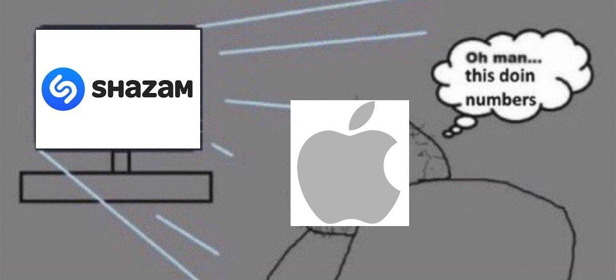 Shazam identifica mais de 1 bilhão de músicas por mês, diz Apple