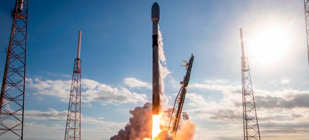 Assista ao lançamento de 60 satélites da SpaceX nesta segunda-feira