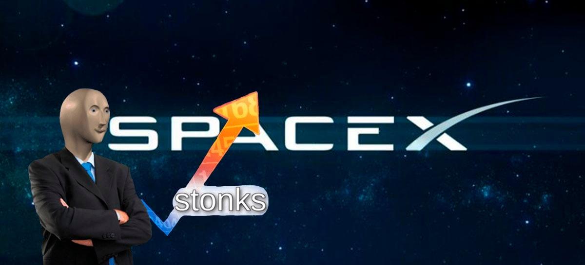 SpaceX economizou pelo menos US $35 milhões em 2020 reutilizando peças