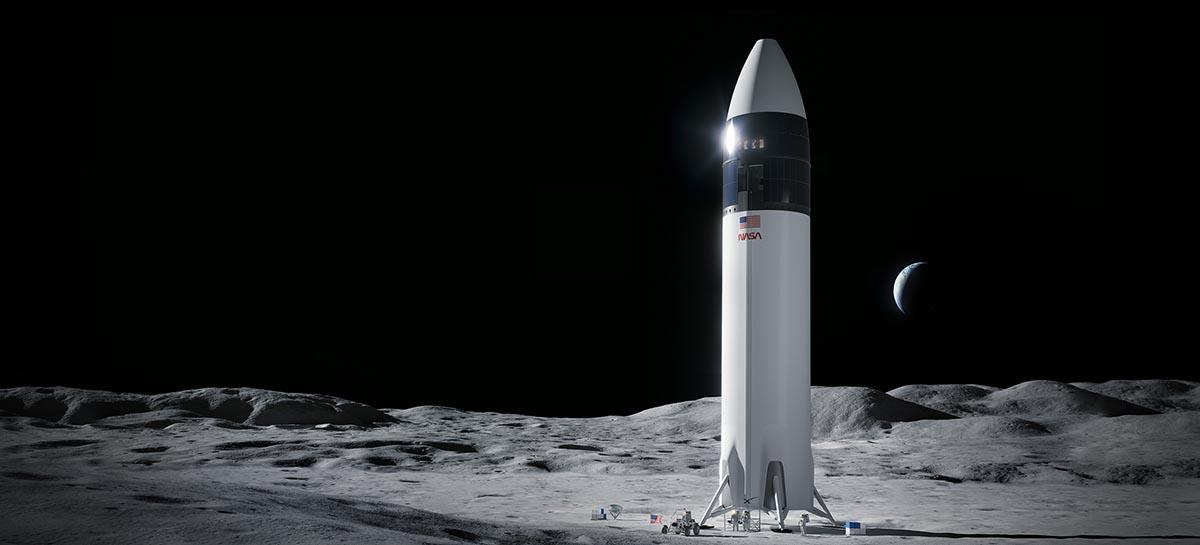 Após reclamação de Jeff Bezos, NASA suspende contrato com SpaceX