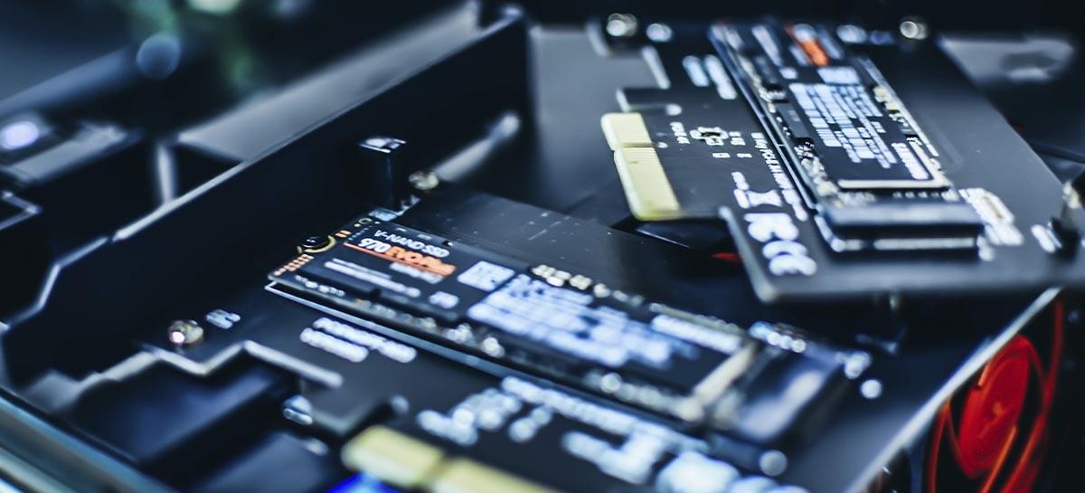 Preços de SSD devem subir entre 3 e 8% no segundo trimestre, diz TrendForce