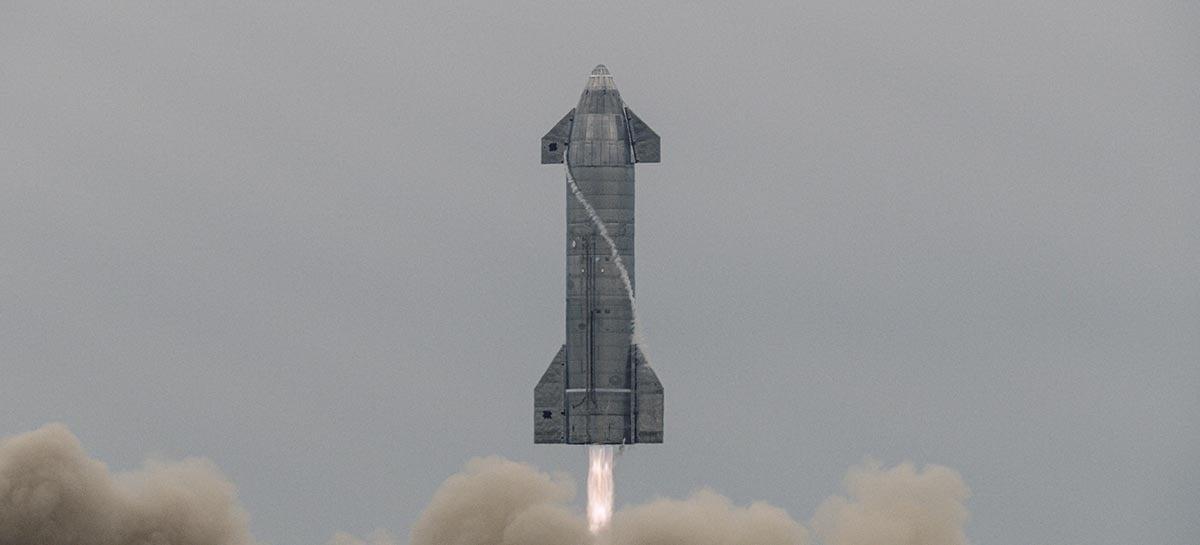 Novos detalhes sobre Starship fazem dele maior foguete do mundo