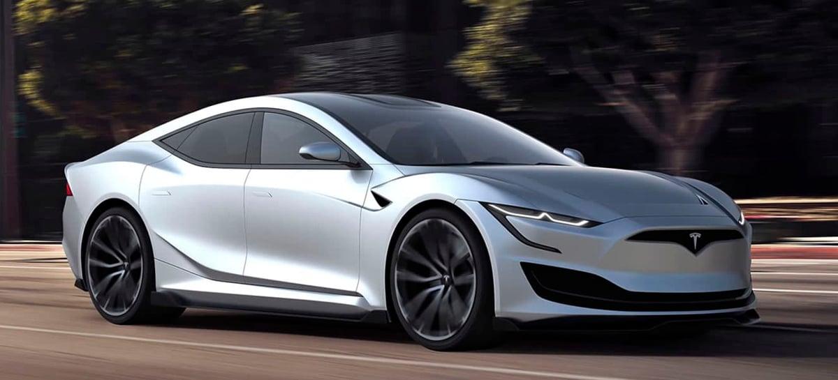 Nova atualização da Tesla detecta placas de limite de velocidade