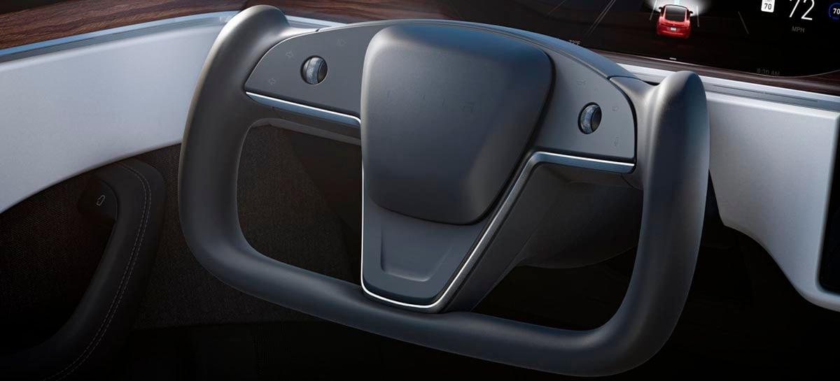 Tesla Models S e X trocarão sozinhos entre dirigir, dar ré e estacionar