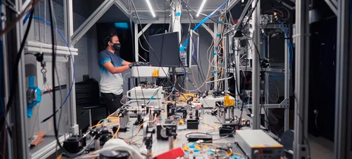 Cientistas da NASA e parceiros testam teletransporte quântico