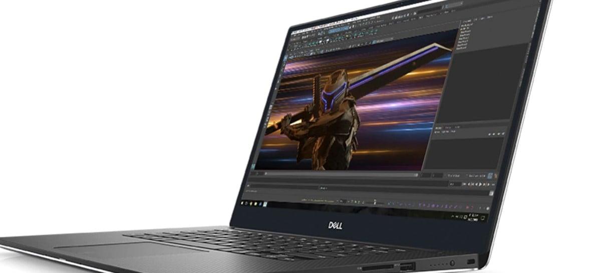 Vazamentos trazem detalhes sobre laptops Precision 5750 e XPS 17 9700 da Dell