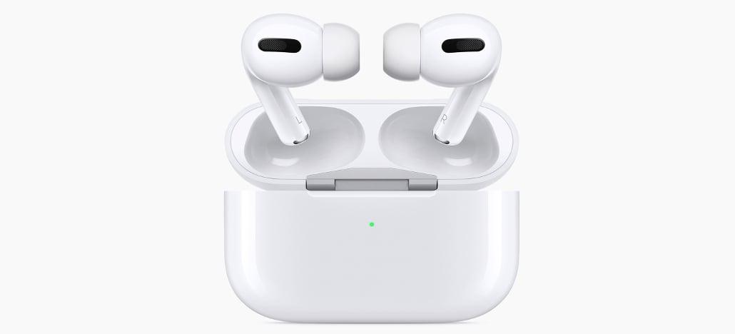 Novos AirPods Pro são anunciados oficialmente hoje pela Apple