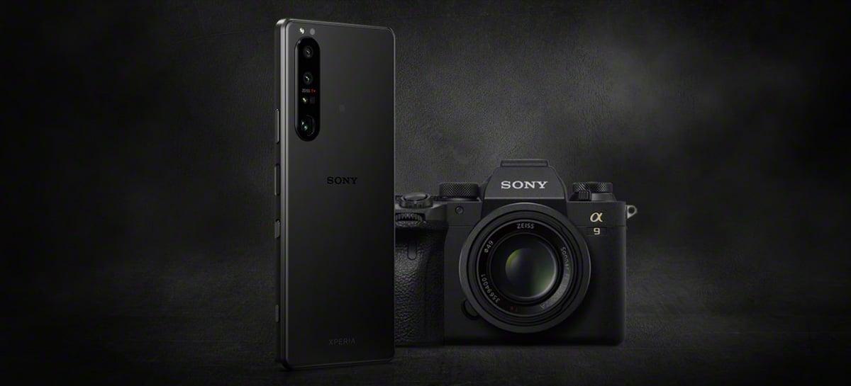 Engenheiros da Sony Alpha explicam câmeras do smartphone Xperia 1 III