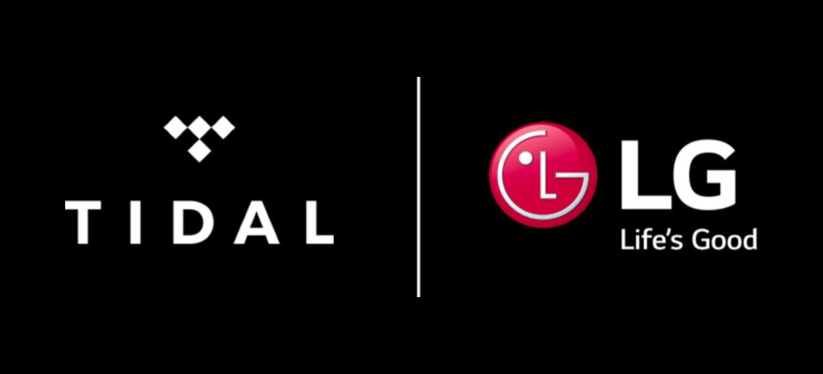 Serviço de streaming Tidal chega às smart TVs da LG