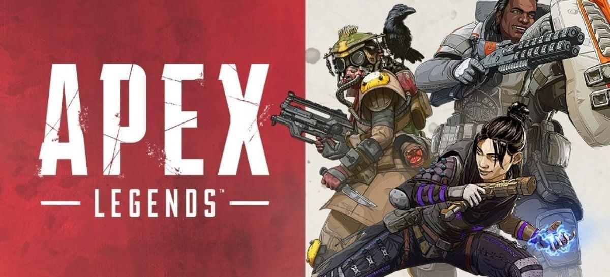 Apex Legends será lançado para celulares até o fim de 2020