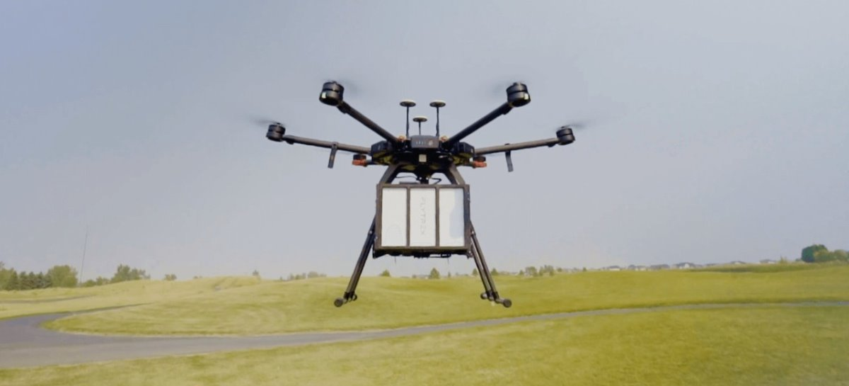 Além do coronavírus: drones realizam entregas e coletas de exames pelo mundo