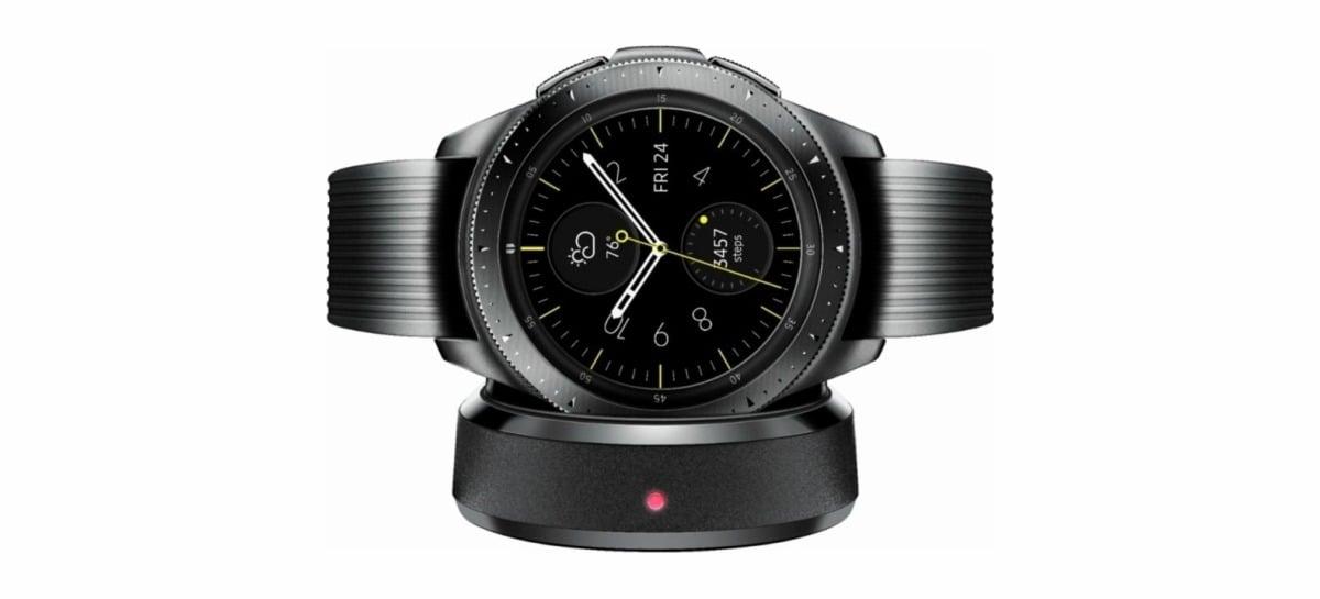 Samsung pode trazer de volta luneta giratória no Galaxy Watch 2 [Rumor]