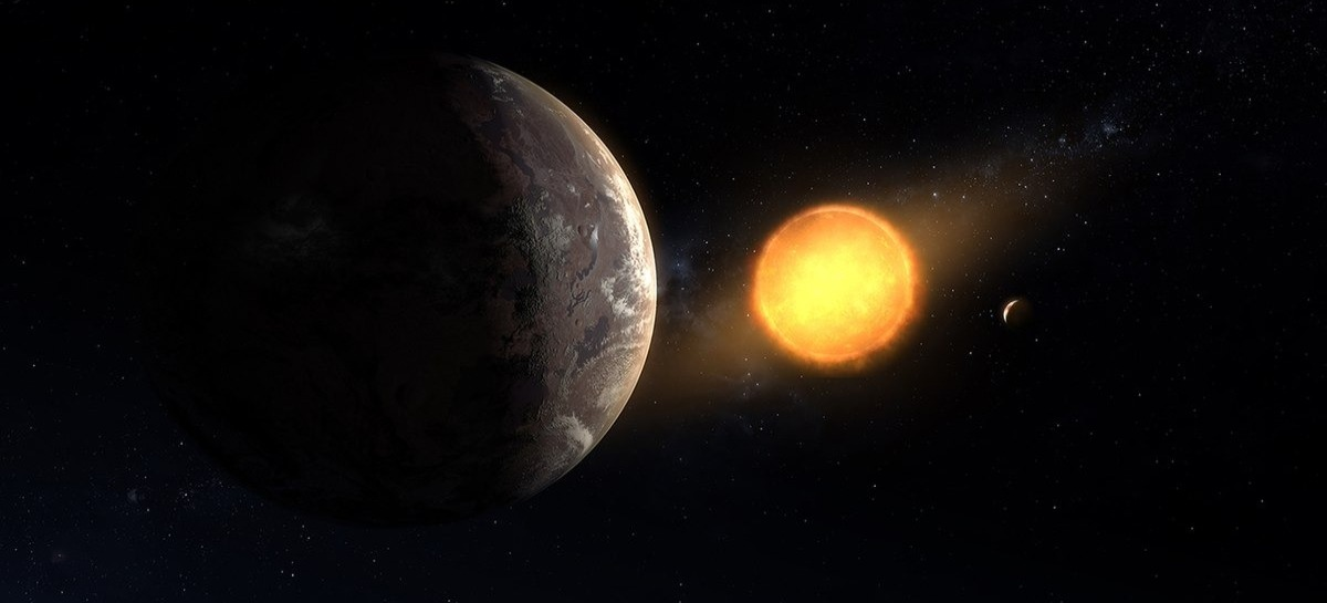 Cientistas descobrem exoplaneta semelhante à Terra em zona habitável