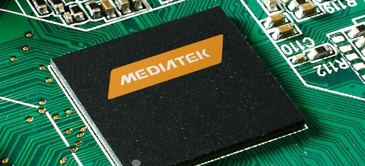 MediaTek fornecerá chipsets de 6nm para Chromebooks lançados em 2021