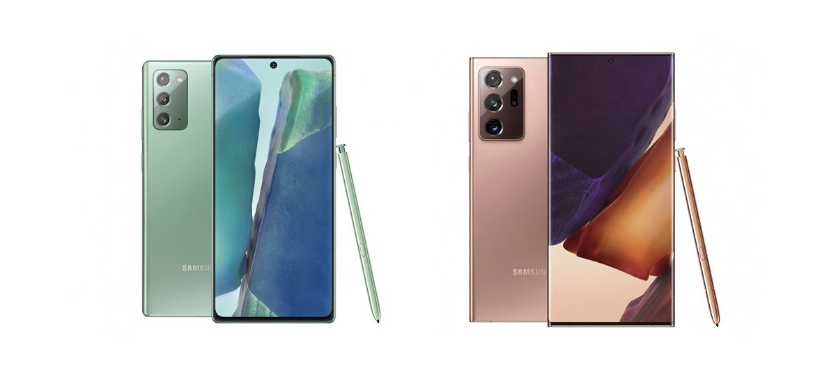 Samsung inicia venda oficial do Galaxy Note20 no Brasil