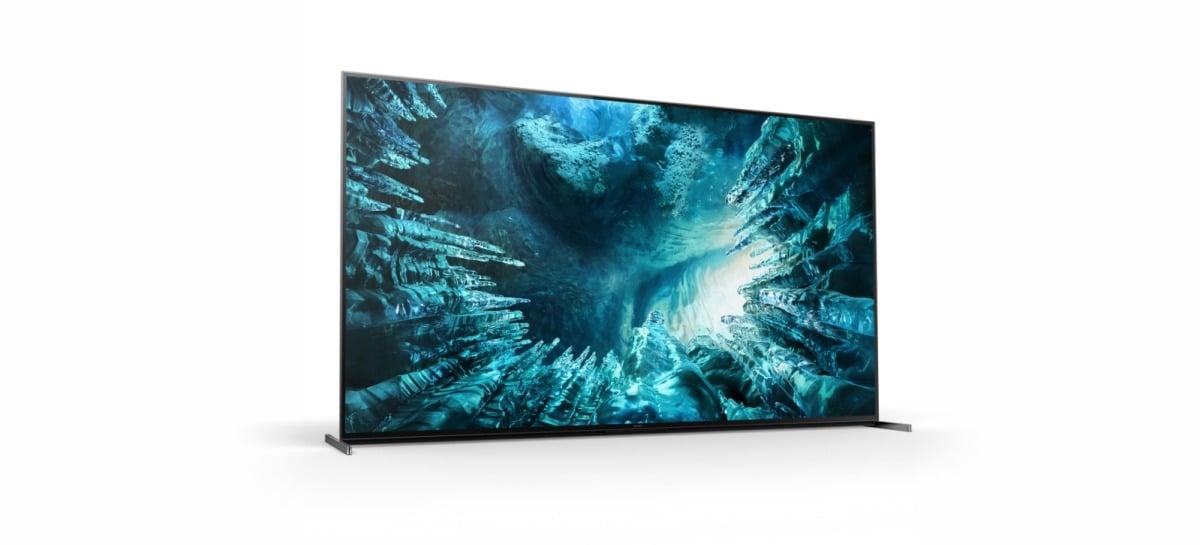 "TV 8K da Sony ""ideal para PlayStation 5"" chega ao Brasil por R$ 31,5 mil"