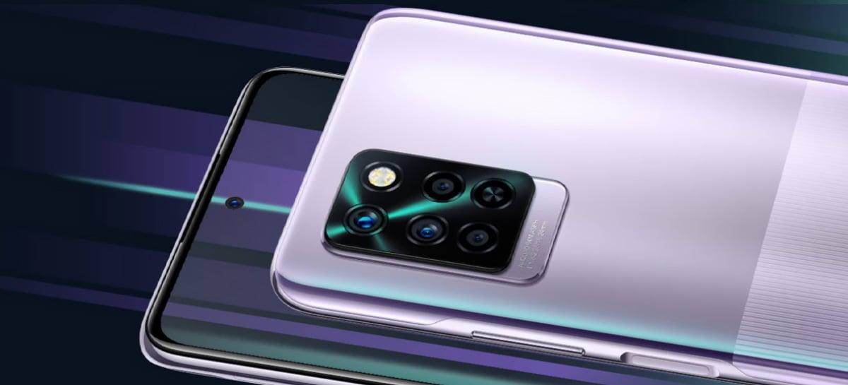Próximo smartphone da Infinix pode suportar carregamento rápido de 160W