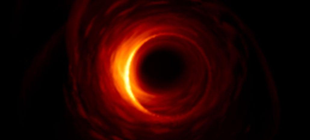 Sistema de satélites experimental pretende tirar mais fotos de buracos negros