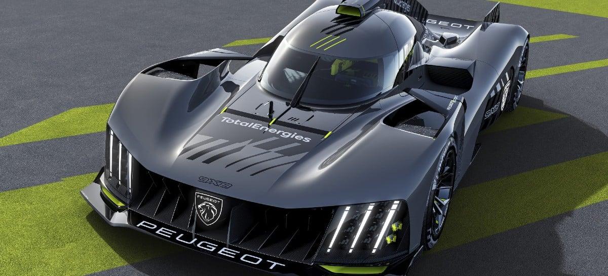 Peugeot retornará para 24h de Le Mans em 2022 com carro híbrido