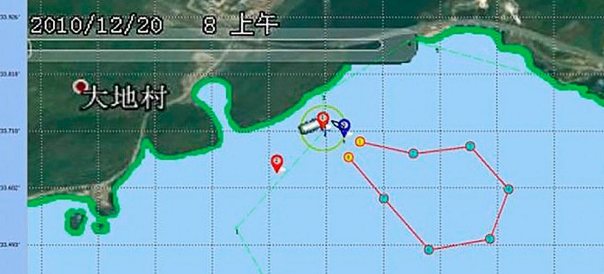 China desenvolve drone submarino de combate totalmente autônomo