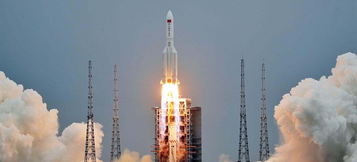 China pretende levar os primeiros humanos para Marte em 2033