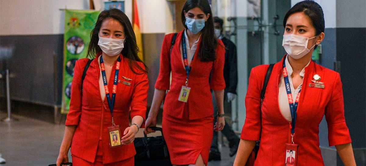 Linhas aéreas dos EUA começam a cancelar seus voos da China por causa do Coronavírus