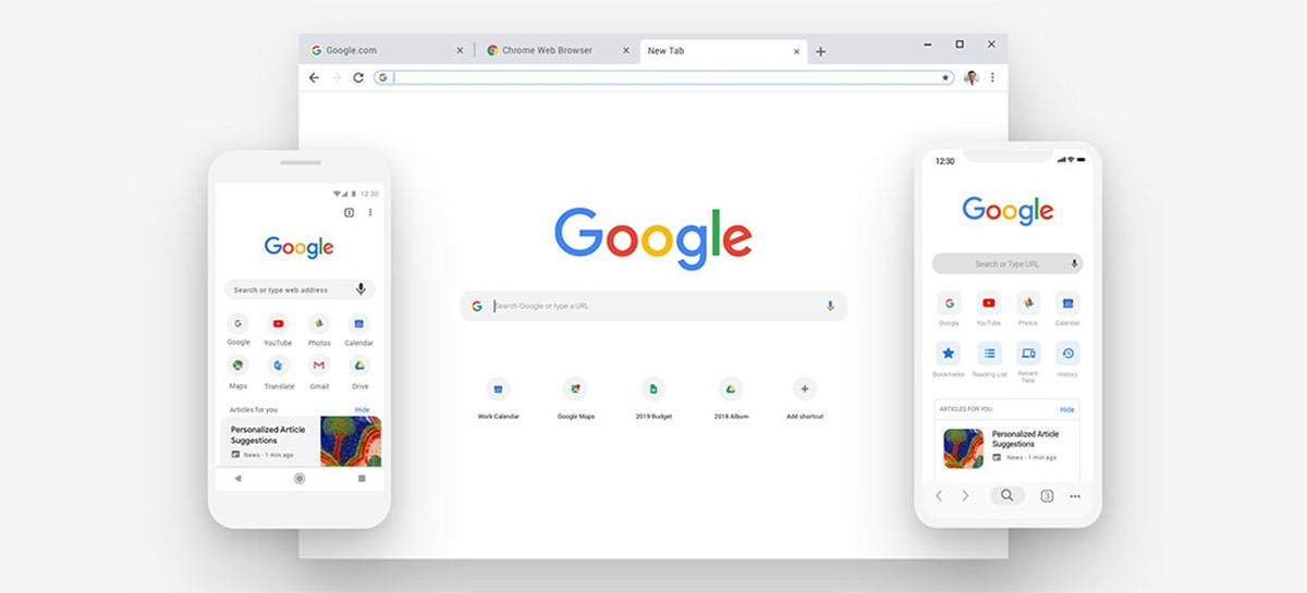Chrome 89 usa menos memória no Windows e aquece menos o Mac, segundo a Google