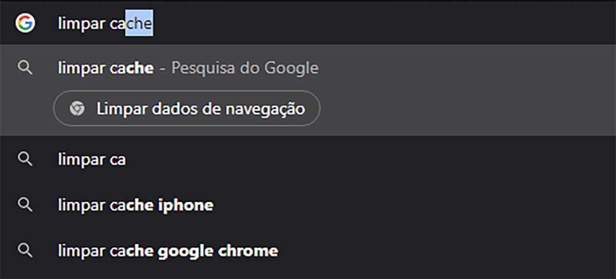 Chrome agora permite comandos via barra de endereços - veja como usar