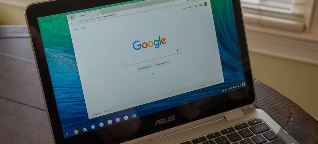 Chrome OS mostrará quando o Chromebook vai parar de receber atualizações