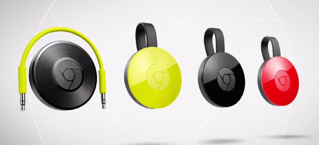 Best Buy vende um Chromecast da terceira geração antes do anúncio oficial dele