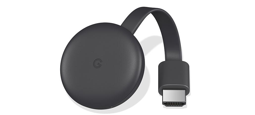 Google lança versão mais nova e poderosa do Chromecast no Brasil