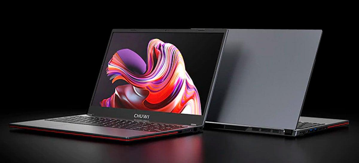 Chuwi apresenta notebook Corebook X Pro com Intel Core i5-8259U e SSD de 512 GB