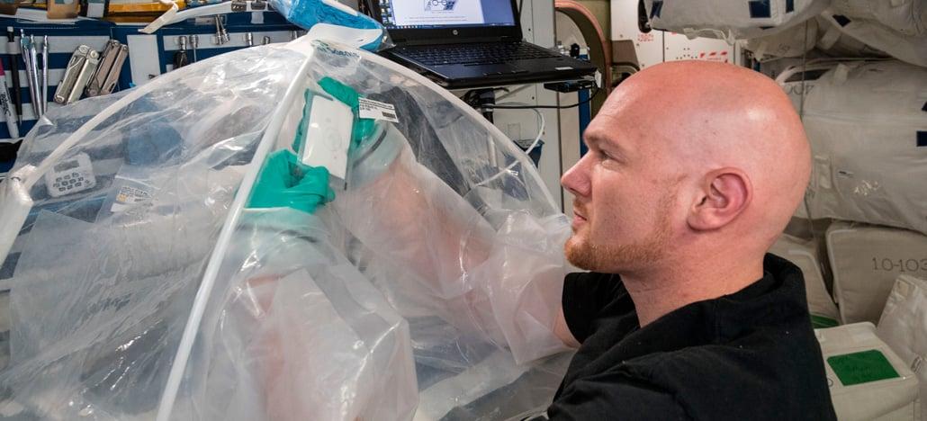 NASA consegue produzir cimento no espaço pela primeira vez na história