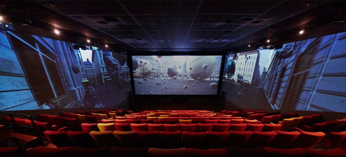 Sony exibirá sequência do filme Venom em cinema com telas 270 graus
