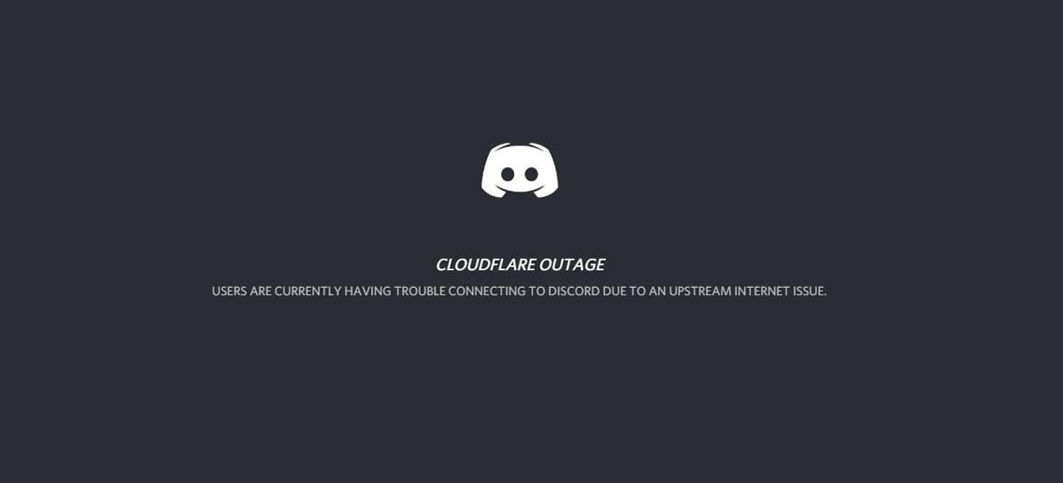 """Problema no Cloudflare """"mata"""" internet e deixa Discord e Valorant fora do ar"""