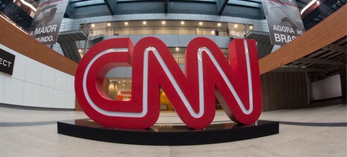 CNN anuncia criação de serviço de streaming para 2022