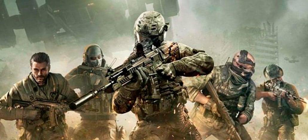 Call of Duty: Legends of War traz modo battle royale e chega em breve apenas para Android