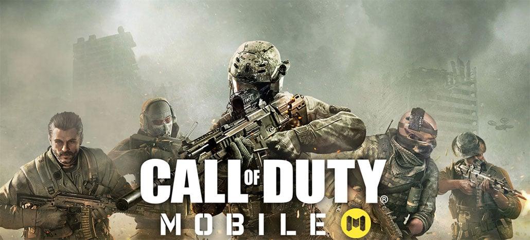 Call of Duty Mobile é anunciado para Android e iOS em parceria com a Tencent