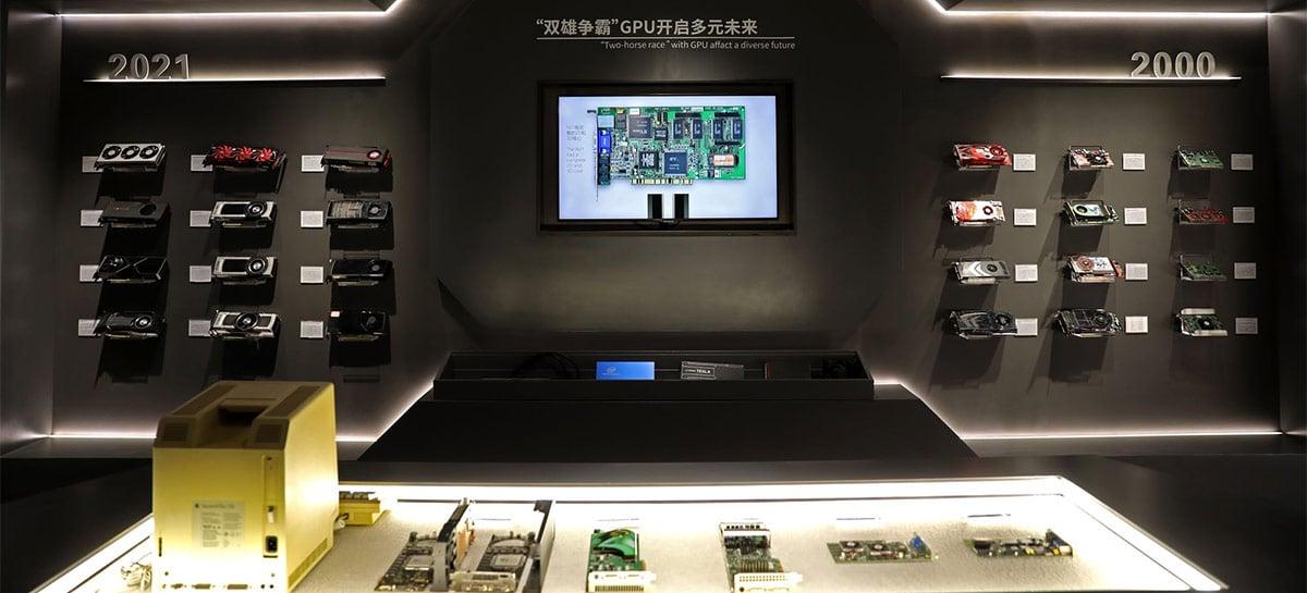 Colorful cria o primeiro museu de história das GPUs em parceria com a Nvidia