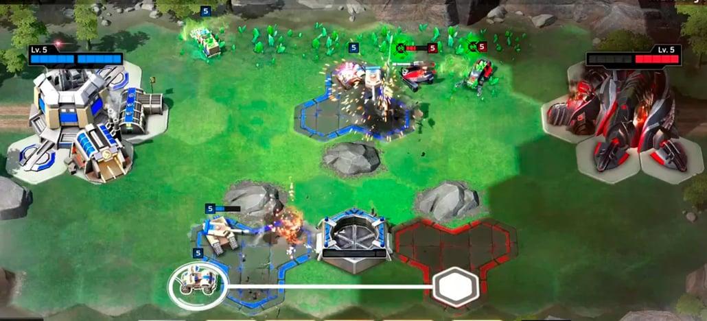 EA Games anuncia Command & Conquer Rivals para Android e iOS